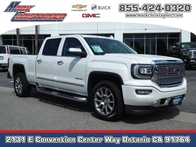 2016 Sierra 1500 Crew Cab 4x4,  Pickup #47459A - photo 1