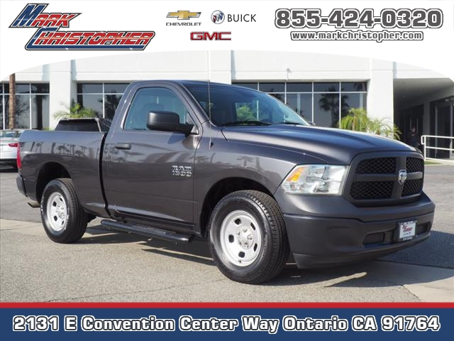 2016 Ram 1500 Regular Cab 4x2, Pickup #64141D - photo 1