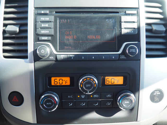 2016 Nissan Frontier Crew Cab 4x2, Pickup #64360A - photo 12