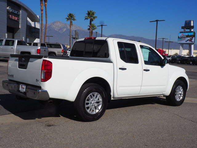 2016 Nissan Frontier Crew Cab 4x2, Pickup #64360A - photo 29