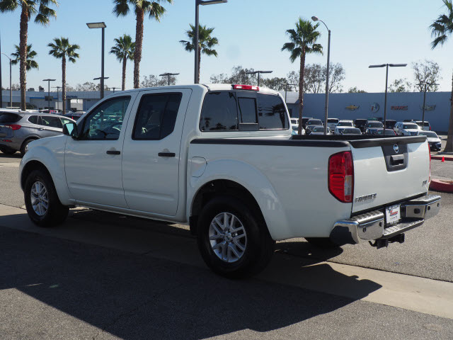 2016 Nissan Frontier Crew Cab 4x2, Pickup #64360A - photo 8