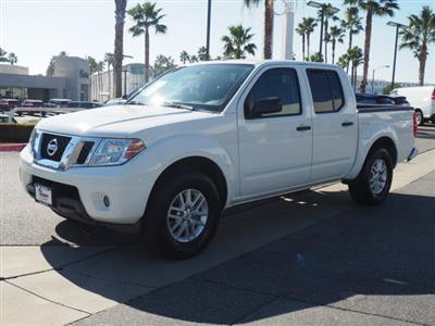 2016 Nissan Frontier Crew Cab 4x2, Pickup #64360A - photo 22