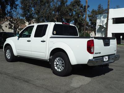 2016 Nissan Frontier Crew Cab 4x2, Pickup #64360A - photo 3