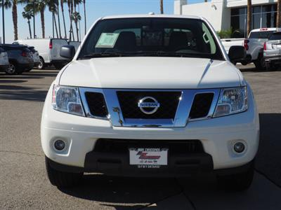2016 Nissan Frontier Crew Cab 4x2, Pickup #64360A - photo 7