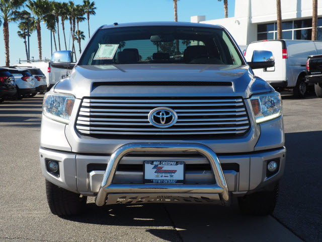 2016 Toyota Tundra Crew Cab 4x4, Pickup #64434A - photo 1
