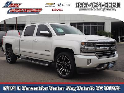 2017 Silverado 1500 Crew Cab 4x4,  Pickup #10686A - photo 1