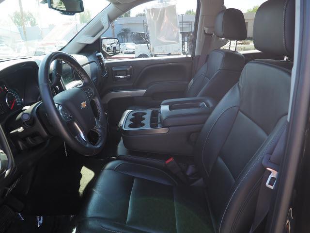 2017 Silverado 1500 Crew Cab 4x4,  Pickup #11387B - photo 19