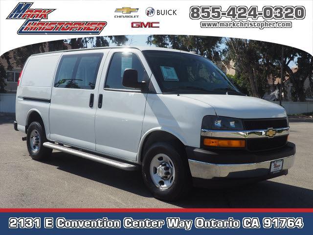 2019 Chevrolet Express 2500 4x2, Empty Cargo Van #1427 - photo 1