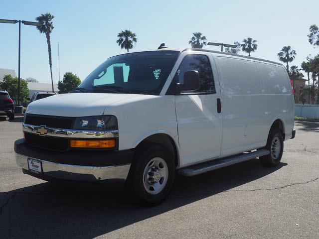 2019 Chevrolet Express 2500 4x2, Empty Cargo Van #1427 - photo 16