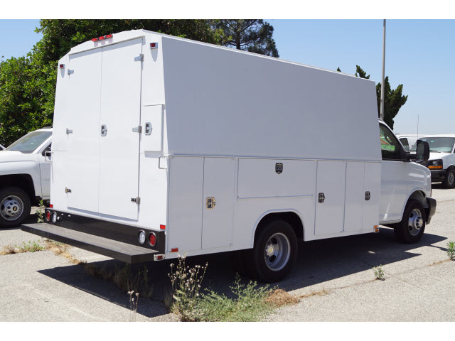 Chevrolet Service Utility Van Trucks