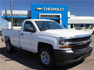2018 Silverado 1500 Regular Cab, Pickup #23046 - photo 1
