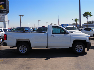 2018 Silverado 1500 Regular Cab, Pickup #23046 - photo 4