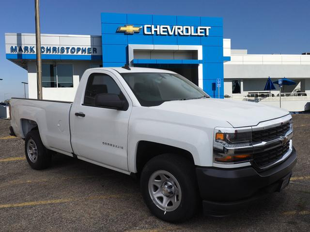 2018 Silverado 1500 Regular Cab, Pickup #23060 - photo 1
