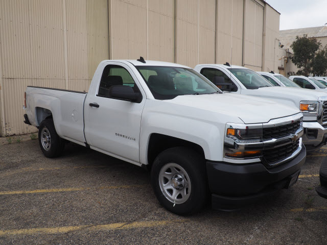 2018 Silverado 1500 Regular Cab, Pickup #23060 - photo 5