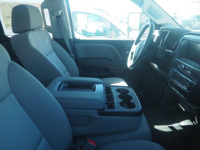 2017 Silverado 2500 Double Cab 4x2,  Royal Service Body #23140 - photo 11