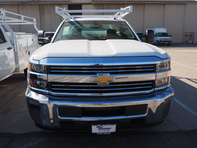 2017 Silverado 2500 Regular Cab, Service Body #23142 - photo 9