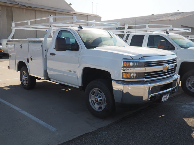 2017 Silverado 2500 Regular Cab, Service Body #23142 - photo 3