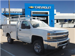 2017 Silverado 2500 Regular Cab 4x2,  Royal Service Bodies Service Body #23142 - photo 1