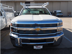 2017 Silverado 2500 Regular Cab 4x2,  Royal Service Bodies Service Body #23142 - photo 8