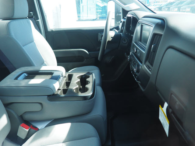 2017 Silverado 3500 Regular Cab DRW, Contractor Body #23209 - photo 5