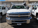2017 Silverado 2500 Regular Cab,  Harbor TradeMaster Service Body #23232 - photo 12