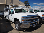 2017 Silverado 2500 Regular Cab,  Harbor TradeMaster Service Body #23232 - photo 3