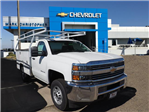 2017 Silverado 2500 Regular Cab,  Harbor TradeMaster Service Body #23232 - photo 1