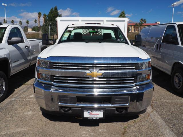 2017 Silverado 3500 Regular Cab DRW 4x2,  Royal Landscape Dump #23234 - photo 3