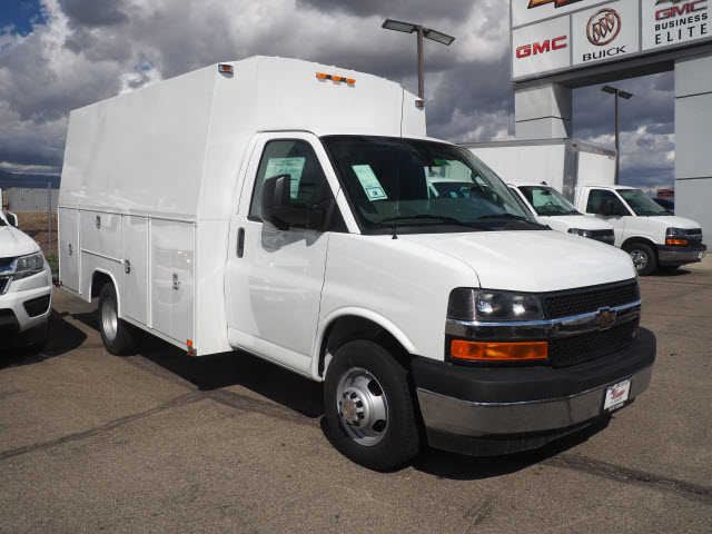 2017 Express 3500, Service Utility Van #23236 - photo 3
