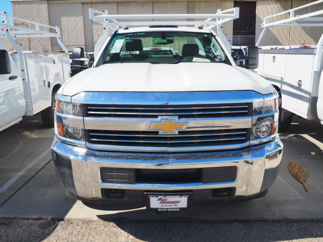 2017 Silverado 3500 Regular Cab DRW 4x2,  Royal Service Body #23247 - photo 3