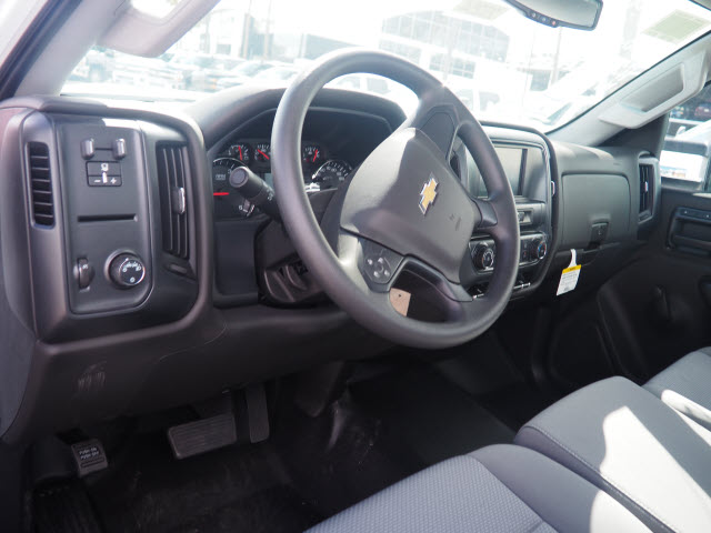 2018 Silverado 3500 Regular Cab DRW,  Royal Combo Body #23254 - photo 9
