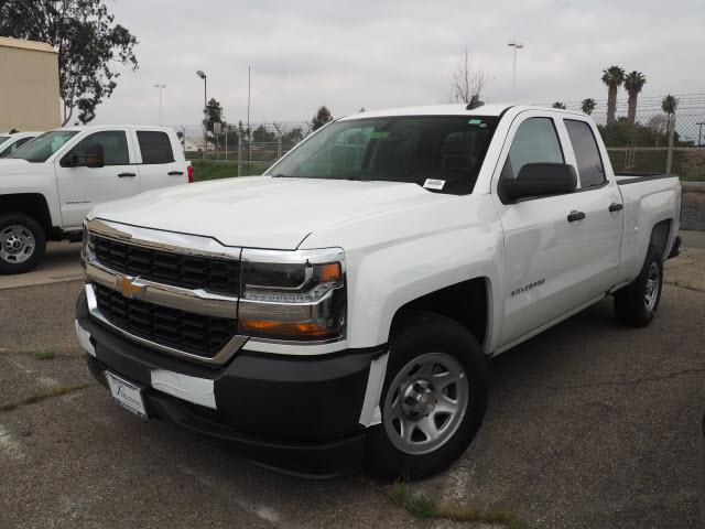2018 Silverado 1500 Double Cab 4x2,  Pickup #23312 - photo 10