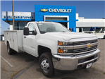 2017 Silverado 3500 Regular Cab DRW 4x2,  Royal Service Body #23363 - photo 1
