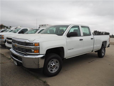 2018 Silverado 2500 Crew Cab 4x2,  Pickup #23395 - photo 11