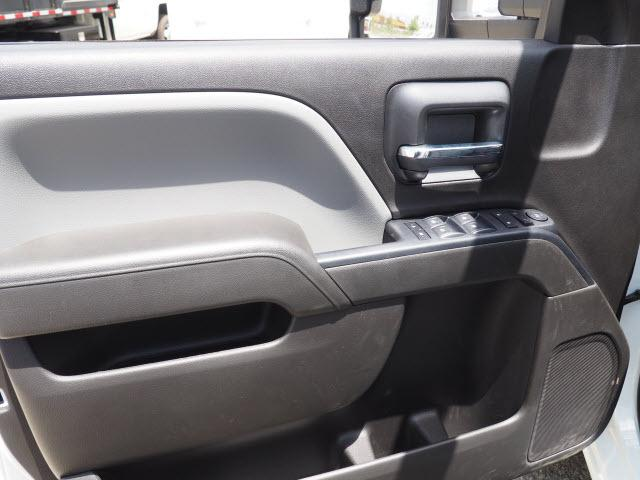 2018 Silverado 3500 Crew Cab DRW 4x2,  Harbor Service Body #23412 - photo 10
