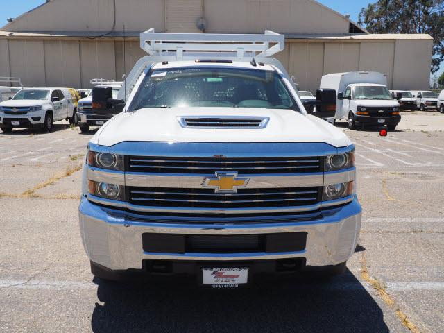 2018 Silverado 3500 Regular Cab DRW 4x2,  Royal Contractor Body #23442 - photo 3