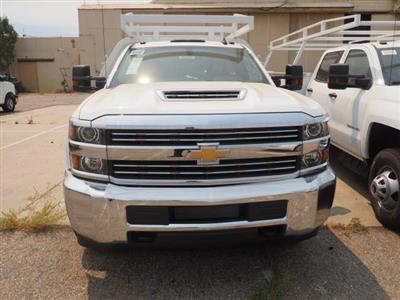 2018 Silverado 3500 Regular Cab DRW 4x2,  Royal Contractor Body #23445 - photo 10