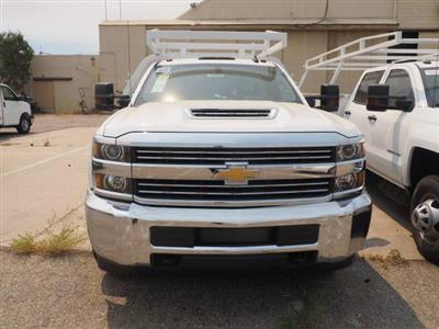 2018 Silverado 3500 Regular Cab DRW 4x2,  Royal Contractor Body #23445 - photo 3