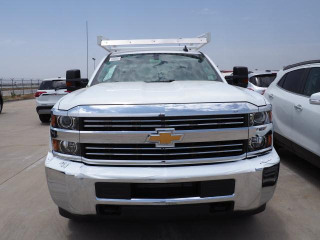 2018 Silverado 2500 Crew Cab 4x2,  Royal Service Body #23448 - photo 11