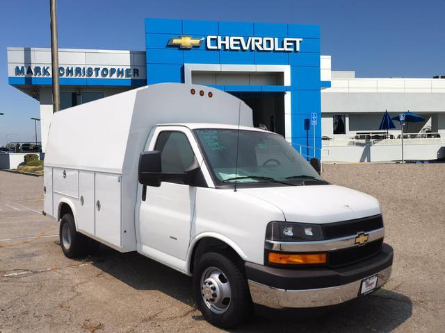new 2018 chevrolet express 3500 service utility van for sale in