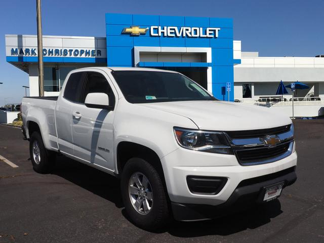 2018 Colorado Extended Cab 4x2,  Pickup #23466 - photo 1