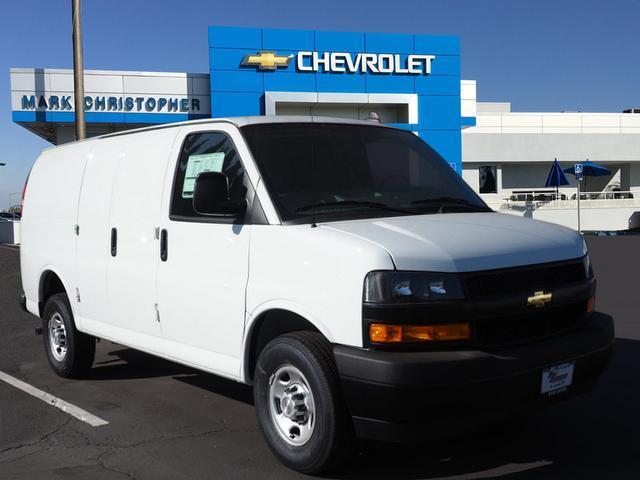 New 2018 Chevrolet Express 3500