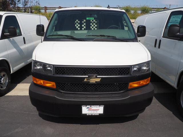 2018 Express 2500 4x2,  Harbor Base Package Upfitted Cargo Van #23619 - photo 3
