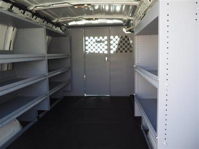 2018 Express 2500 4x2,  Harbor Base Package Upfitted Cargo Van #23619 - photo 2