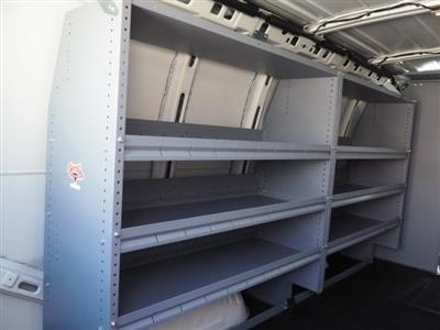 2018 Express 2500 4x2,  Harbor Base Package Upfitted Cargo Van #23632 - photo 7