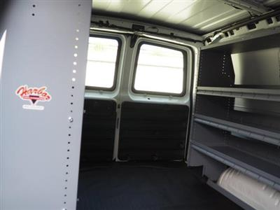 2018 Express 2500 4x2,  Harbor Base Package Upfitted Cargo Van #23633 - photo 5