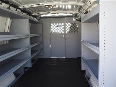 2018 Express 2500 4x2,  Harbor Base Package Upfitted Cargo Van #23633 - photo 2