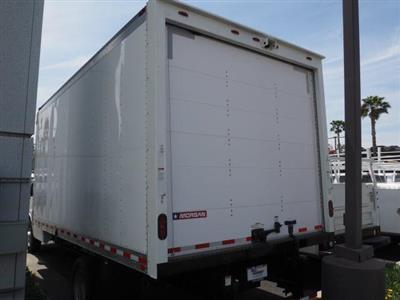 2018 Express 4500 4x2,  Morgan Parcel Aluminum Cutaway Van #23655 - photo 2