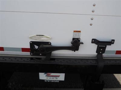 2018 Express 4500 4x2,  Morgan Parcel Aluminum Cutaway Van #23655 - photo 8