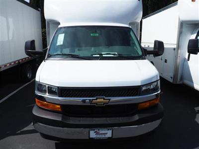 2019 Express 3500 4x2,  Supreme Spartan Service Utility Van #23672 - photo 2
